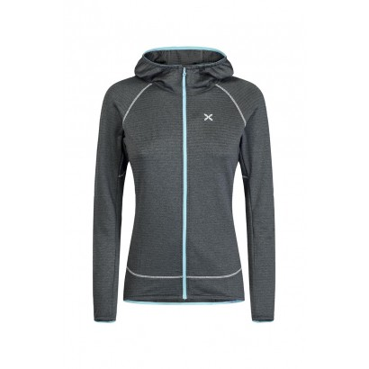 MONTURA THERMAL GRID HOODY WOMAN
