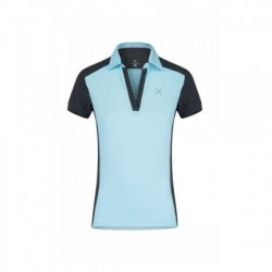 MONTURA OUTDOOR HOLIDAY POLO WOMAN