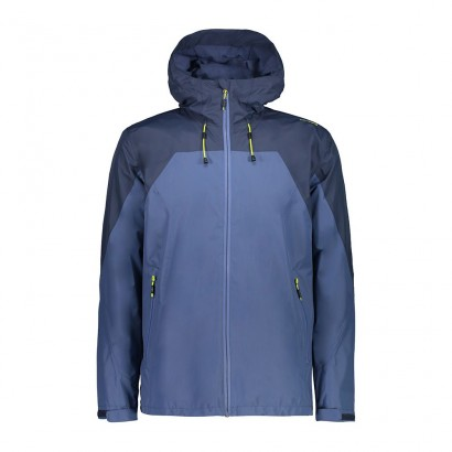 CMP MAN MID FIX HOOD JACKET