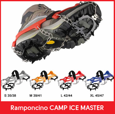 Ramponcino CAMP ICE MASTER